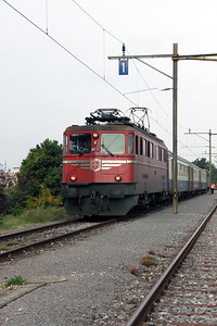 1) 11424 at Lausanne Sebeillon on 12th September 2009