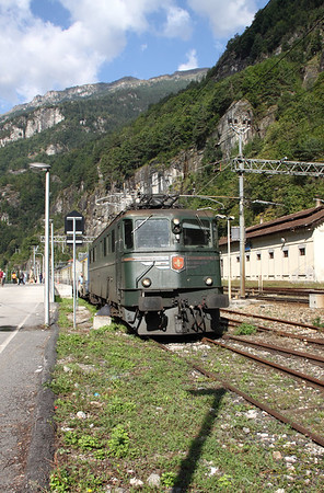 Swiss Railtour September 2009