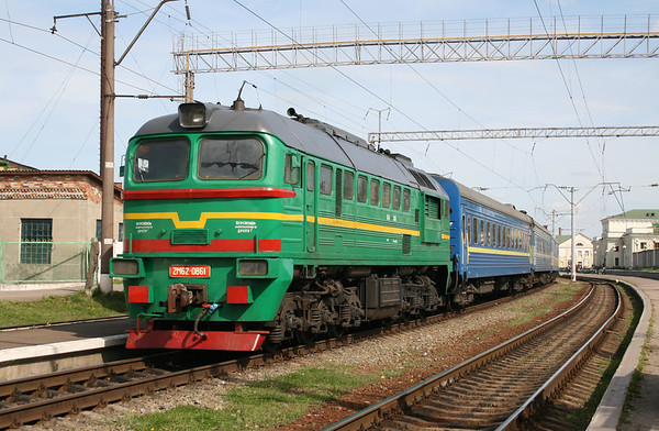 Ukraine May 2008