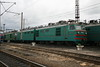 VL80 134 at Zhmerinka Depot on 8th May 2008