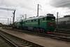 2TE116 1448 at Zhmerinka Depot on 8th May 2008 (2)