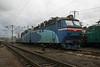 ChS8 010 at Zhmerinka Depot on 8th May 2008