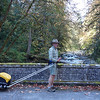 22 Sept, 2017--After finishing the PCT in Canada, Will & I (and the rest of the family) looped back through Vancouver and down to Seattle. Will kept heading south by bus to finish a section of trail in Oregon that he had skipped earlier on. I stayed in the Seattle area to rendezvous with David as he finished his own long hike east to west across half of Washington State.