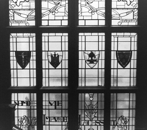 Shields in the Window