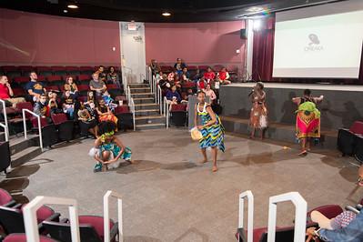 African Dancing & Drumming @ Mint Museum Randolph 2-5-20 by Jon Strayhon