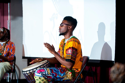 African Dancing & Drumming With Oneaka Dance Company @ The Mint Museum Randolph 2-21-18 by Jon Strayhorn