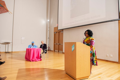 Constellation CLT:A Down Home Chat with Nellie Ashford @ The Mint Museum 3-10-19 by Jon Strayhorn