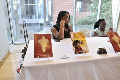 FAIRY TALE KNIGHTS BOOK Excerpts Reading & Signing @ Mint Museum Uptown 6-14-17 by Jordan Strayhorn