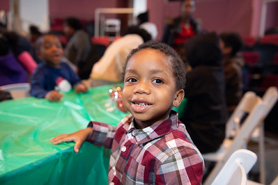 Mint Museum Grier Heights Xmas Dinner 12-18-19 by Jon Strayhorn