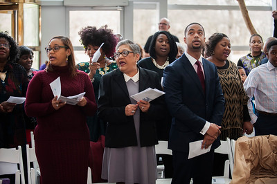 Requiem For Mother Emanuel - Moving From Tragedy To Redemption @ The Mint Museum Randolph 1-29-17 by Jon Strayhorn