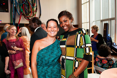 Thornton Dial's Hard Truths- The Art of Throton Dial Reception @ Mint Museum Uptown 6-27-12 052