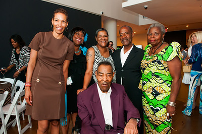 Thornton Dial's Hard Truths- The Art of Throton Dial Reception @ Mint Museum Uptown 6-27-12 039