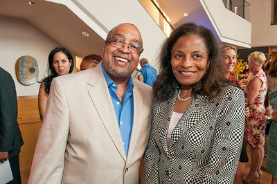 Thornton Dial's Hard Truths- The Art of Throton Dial Reception @ Mint Museum Uptown 6-27-12 043
