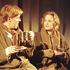 Karl Kenzler and Rachel Sledd in DIANA OF DOBSON'S by Cecily Hamilton <br /> Photo: Richard Termine