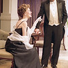 Rachel Sledd and John Plumpis in DIANA OF DOBSON'S by Cecily Hamilton <br /> Photo: Richard Termine