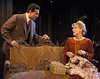 Stephen Schnetzer and Lisa Bostnar in MR. PIM PASSES BY by A.A. Milne <br /> Photo: Richard Termine