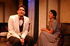 Shawn Sturnick and Leslie Denniston in NO TIME FOR COMEDY by S.N. Behrman <br /> Photo: Richard Termine