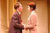 Simon Brooking and Hope Chernov in NO TIME FOR COMEDY by S.N. Behrman <br /> Photo: Richard Termine
