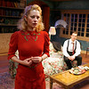 Angela Pierce and Michael Polak in SOLDIER'S WIFE by Rose Franken <br /> Photo: Richard Termine