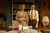 Judith Hawking and Michael Polak in SOLDIER'S WIFE by Rose Franken <br /> Photo: Richard Termine
