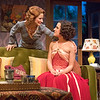 Elisabeth Gray and Mikaela Izquierdo in YOURS UNFAITHFULLY by Miles Malleson.<br /> Photo: Richard Termine.