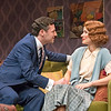 Max von Essen and Elisabeth Gray in YOURS UNFAITHFULLY by Miles Malleson.<br /> Photo: Richard Termine.