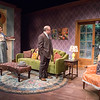 Elisabeth Gray, Todd Cerveris, and Mikaela Izquierdo in YOURS UNFAITHFULLY by Miles Malleson.<br /> Photo: Richard Termine.