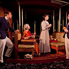 Ben Roberts, Rosemary Prinz, Chet Siegel and Ben Hollandsworth in A LITTLE JOURNEY by Rachel Crothers<br /> Photo: Richard Termine