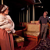 Samantha Soule and McCaleb Burnett in A LITTLE JOURNEY by Rachel Crothers<br /> Photo: Richard Termine