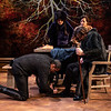 CHEKHOV/TOLSTOY: LOVE STORIES Adapted for the stage by Miles Malleson<br /> MICHAEL Directed by Jane Shaw<br /> Katie Firth, Anna Lentz, J. Paul Nicholas, and Alexander Sokovikov<br /> Photo by Maria Baranova