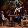 CHEKHOV/TOLSTOY: LOVE STORIES Adapted for the stage by Miles Malleson<br /> MICHAEL Directed by Jane Shaw<br /> Vinie Burrows, Katie Firth, J. Paul Nicholas, and Malik Reed<br /> Photo by Maria Baranova