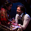 CHEKHOV/TOLSTOY: LOVE STORIES Adapted for the stage by Miles Malleson<br /> THE ARTIST Directed by Jonathan Bank<br /> Anna Lentz and Alexander Sokovikov<br /> Photo by Maria Baranova