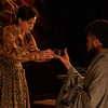 CHEKHOV/TOLSTOY: LOVE STORIES Adapted for the stage by Miles Malleson<br /> MICHAEL Directed by Jane Shaw<br /> Katie Firth and Malik Reed<br /> Photo by Maria Baranova