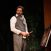 CHEKHOV/TOLSTOY: LOVE STORIES Adapted for the stage by Miles Malleson<br /> THE ARTIST Directed by Jonathan Bank<br /> Alexander Sokovikov<br /> Photo by Maria Baranova