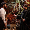 CHEKHOV/TOLSTOY: LOVE STORIES Adapted for the stage by Miles Malleson<br /> MICHAEL Directed by Jane Shaw<br /> Malik Reed and Alexander Sokovikov<br /> Photo by Maria Baranova