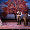 CHEKHOV/TOLSTOY: LOVE STORIES Adapted for the stage by Miles Malleson<br /> THE ARTIST Directed by Jonathan Bank<br /> Katie Firth, Anna Lentz, Brittany Anikka Liu, and Alexander Sokovikov<br /> Photo by Maria Baranova