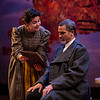 CHEKHOV/TOLSTOY: LOVE STORIES Adapted for the stage by Miles Malleson<br /> THE ARTIST Directed by Jonathan Bank<br /> Brittany Anikka Liu and J. Paul Nicholas<br /> Photo by Maria Baranova