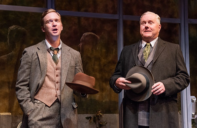 DAYS TO COME BY LILLIAN HELLMAN Roderick Hill and Dan Daily Photo by Todd Cerveris