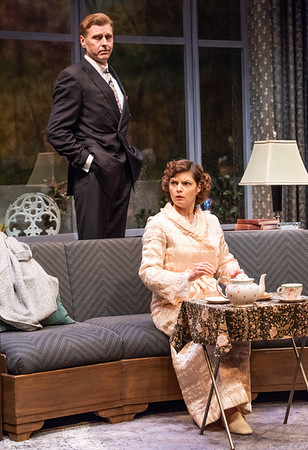 DAYS TO COME BY LILLIAN HELLMAN Ted Deasy and Mary Bacon Photo by Todd Cerveris
