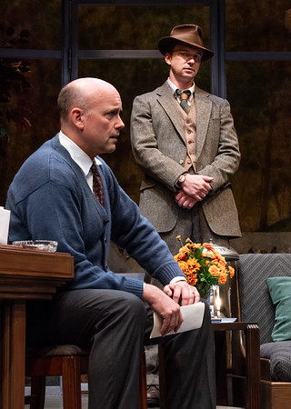 DAYS TO COME BY LILLIAN HELLMAN Larry Bull and Roderick Hill Photo by Todd Cerveris