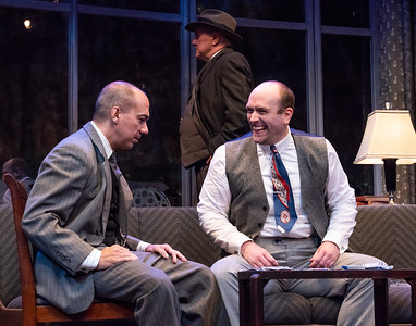 DAYS TO COME BY LILLIAN HELLMAN Larry Bull, Dan Daily, and Geoffrey Allen Murphy Photo by Todd Cerveris