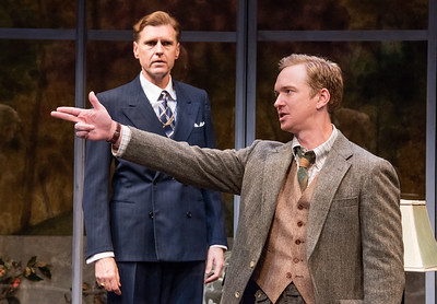 DAYS TO COME BY LILLIAN HELLMAN Ted Deasy and Roderick Hill Photo by Todd Cerveris