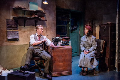 DAYS TO COME BY LILLIAN HELLMAN Roderick Hill and Janie Brookshire Photo by Todd Cerveris
