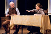 Ken Marks and Sandra Shipley in HINDLE WAKES by Stanley Houghton, Directed by Gus Kaikkonen. Photo by Todd Cerveris.