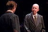 Jeremy Beck and Jonathan Hogan in HINDLE WAKES by Stanley Houghton, directed by Gus Kaikkonen. Photo by Todd Cerveris.