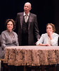 Jill Tanner, Jonathan Hogan and Sandra Shipley in HINDLE WAKES by Stanley Houghton, Directed by Gus Kaikkonen. Photo by Todd Cerveris.