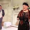 Bernardo Cubría and Carole Healey in PHILIP GOES FORTH by George Kelly.<br /> Photo: Rahav Segev/Photopass.com