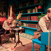 Rachel Moulton and Brian Keith MacDonald in PHILIP GOES FORTH by George Kelly. <br /> Photo: Rahav Segev/Photopass.com