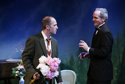 Timothy Deenihan and Anthony Newfield in SUSAN AND GOD by Rachel Crothers  Photo: Richard Termine