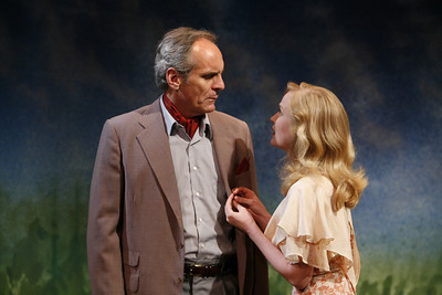 Anthony Newfield and Heidi Armbruster in SUSAN AND GOD by Rachel Crothers  Photo: Richard Termine